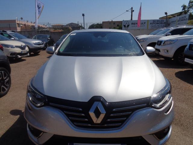 RENAULT MEGANE IV Berline dCi 130 Energy Intens